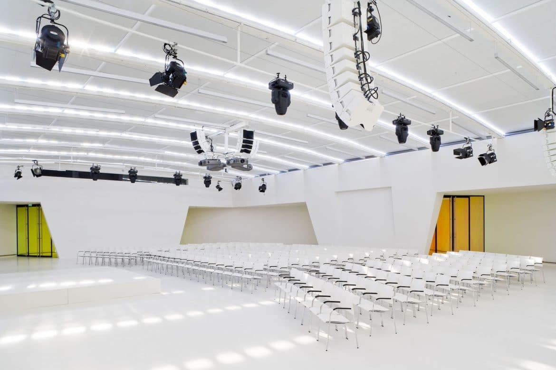 Seminar-zaal Fitfair Jaarbeurs 2018