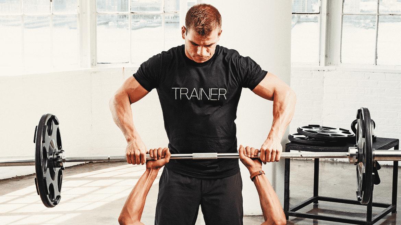 Trainer Fitfair Jaarbeurs