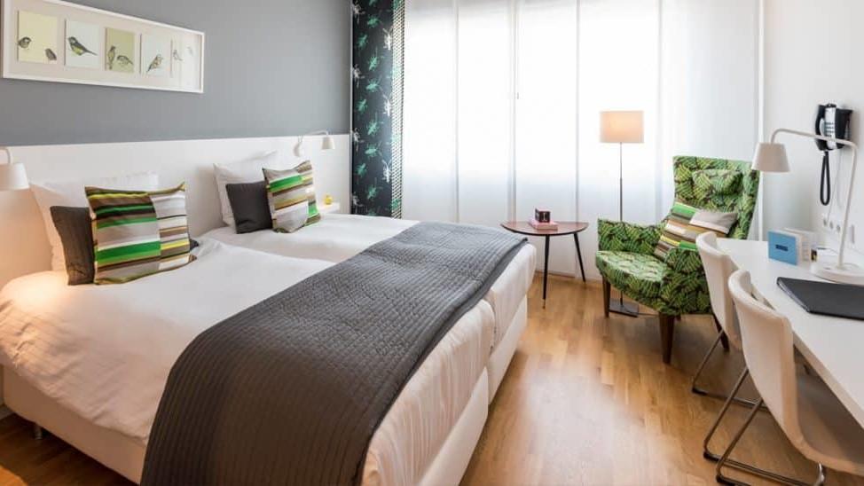 Hotelpackage Fitfair Jaarbeurs