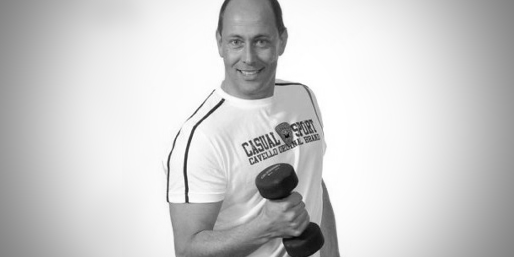 Paul Lammers performance trainer Fitfair