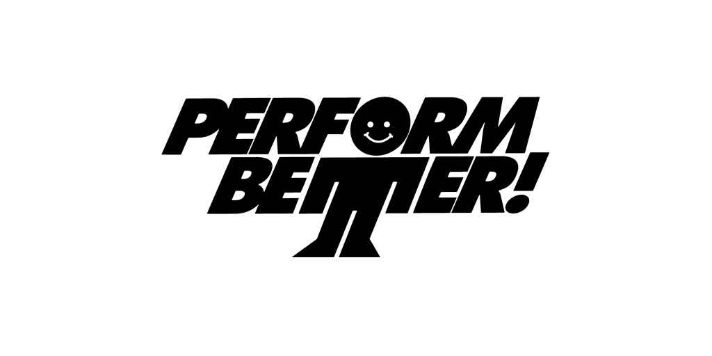 Perform Better logo Fitfair Jaarbeurs