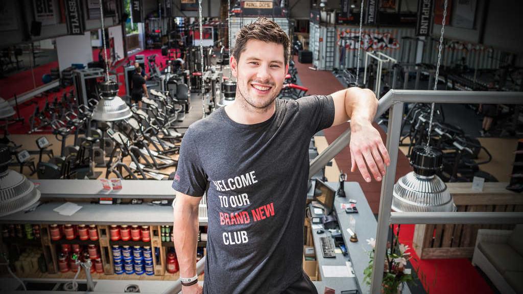 Remo Speijers Fitfair entrepreneurs