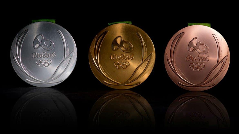Olympische Spelen medailles Rio