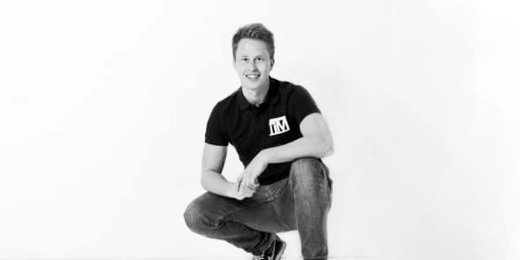 Tim Konings Healthfreaks Fitfair Jaarbeurs