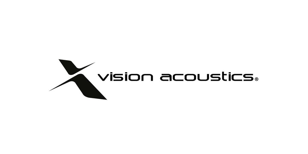 Vision Acoustics logo Fitfair Jaarbeurs