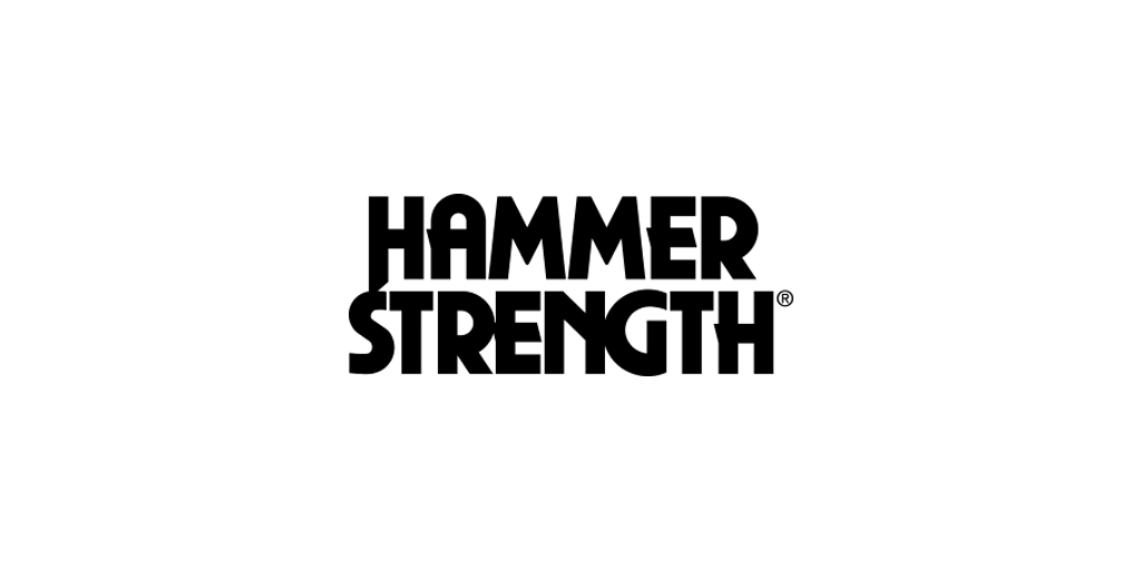 Hammer Strength logo Fitfair Jaarbeurs