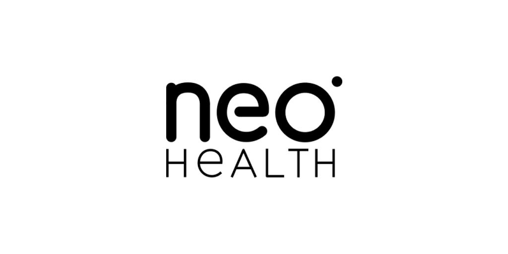 Neo Health logo Fitfair Jaarbeurs