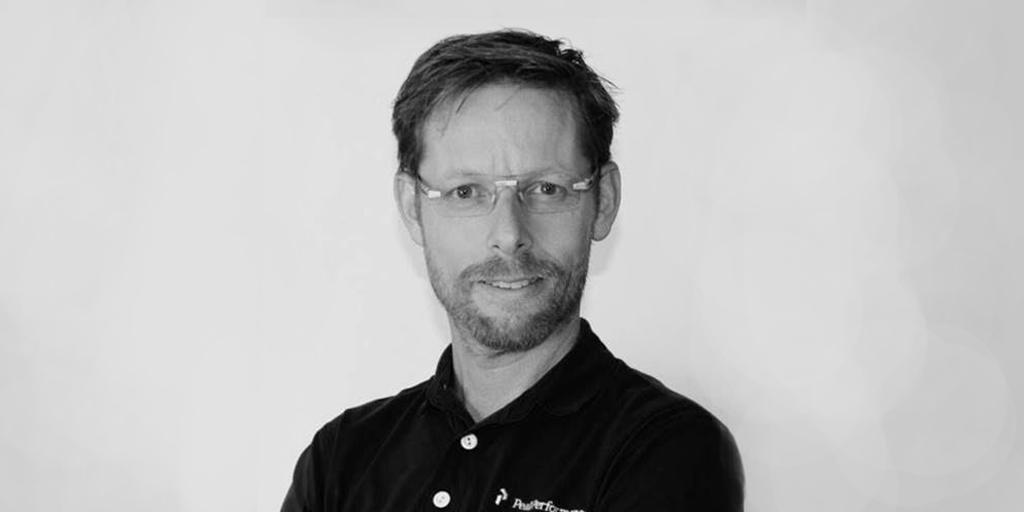 Rene van der Flier Fitfair Jaarbeurs