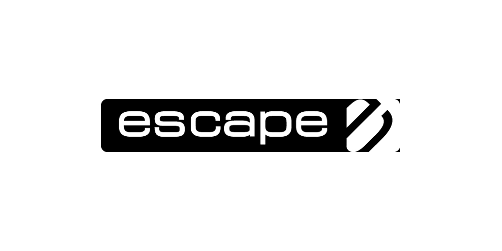 Escape Fitness logo Fitfair Jaarbeurs