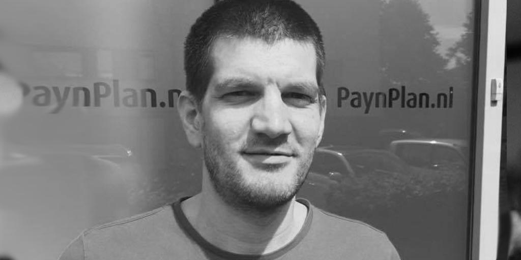 Wouter Bothoff - Pay n Plan Fitfair Jaarbeurs