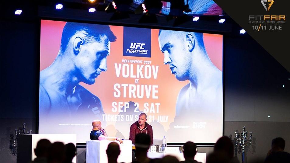UFC Fitfair Jaarbeurs