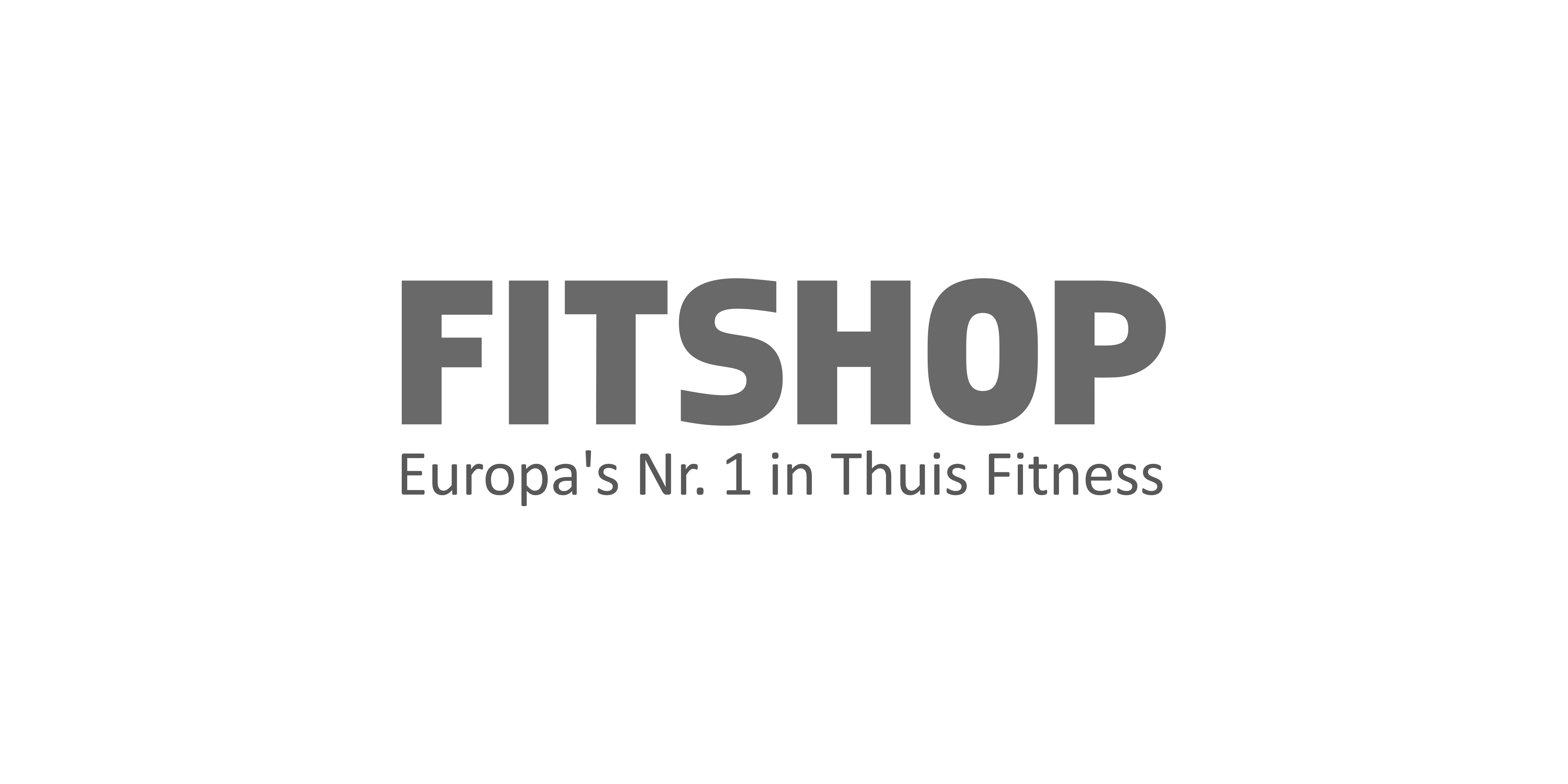 Fitshop - Europa's Nr. 1 in Thuis Fitness logo Fitfair Jaarbeurs