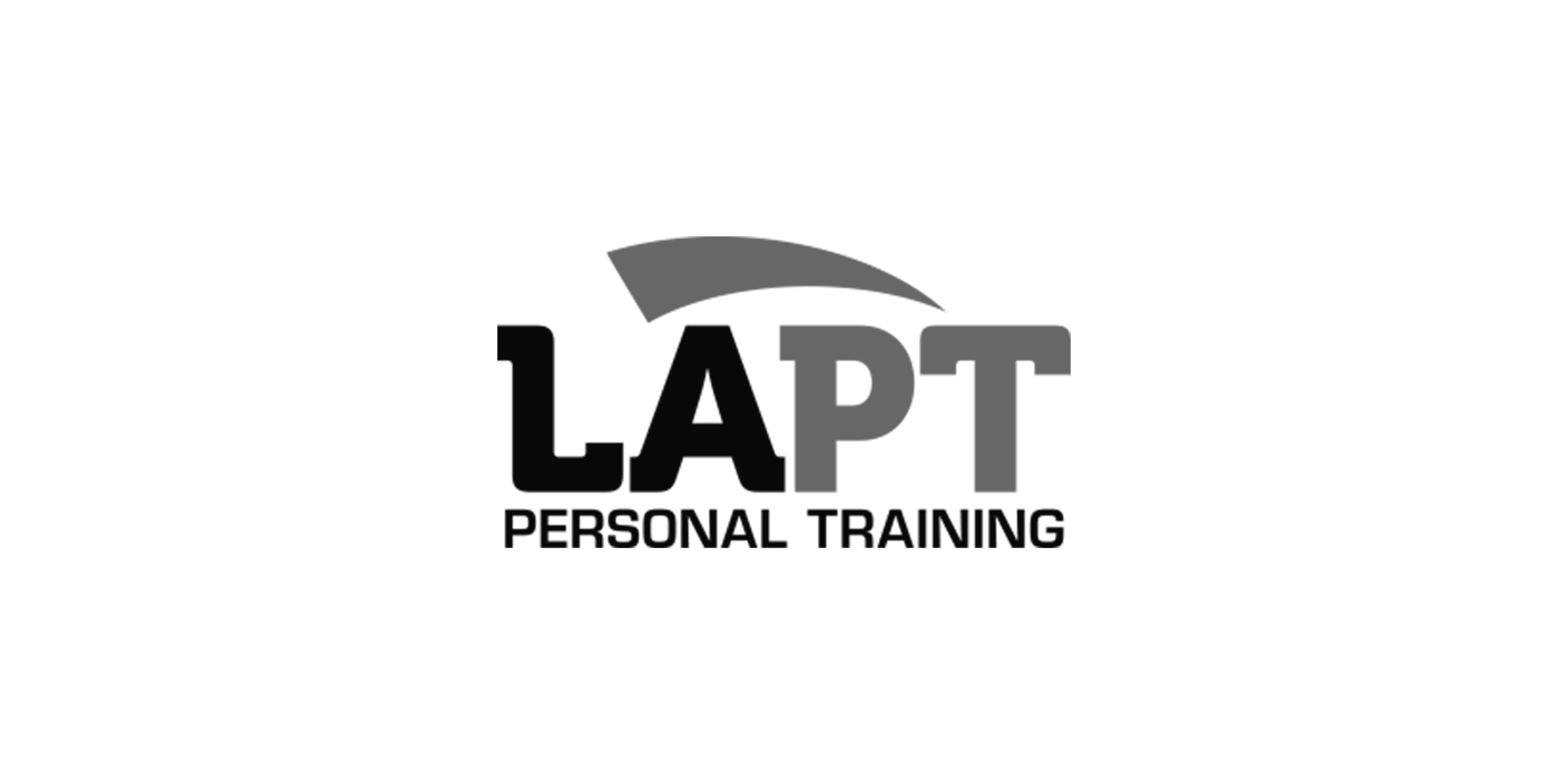 LAPT personal training logo Fitfair Jaarbeurs