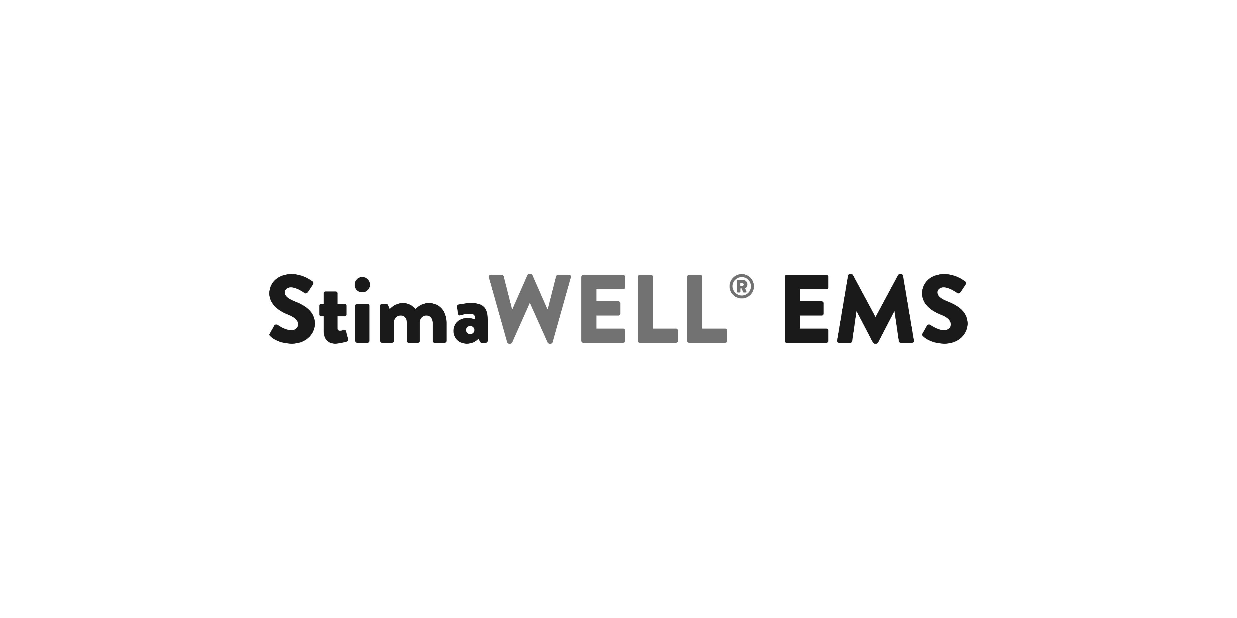 StimaWell EMS logo Fitfair Jaarbeurs