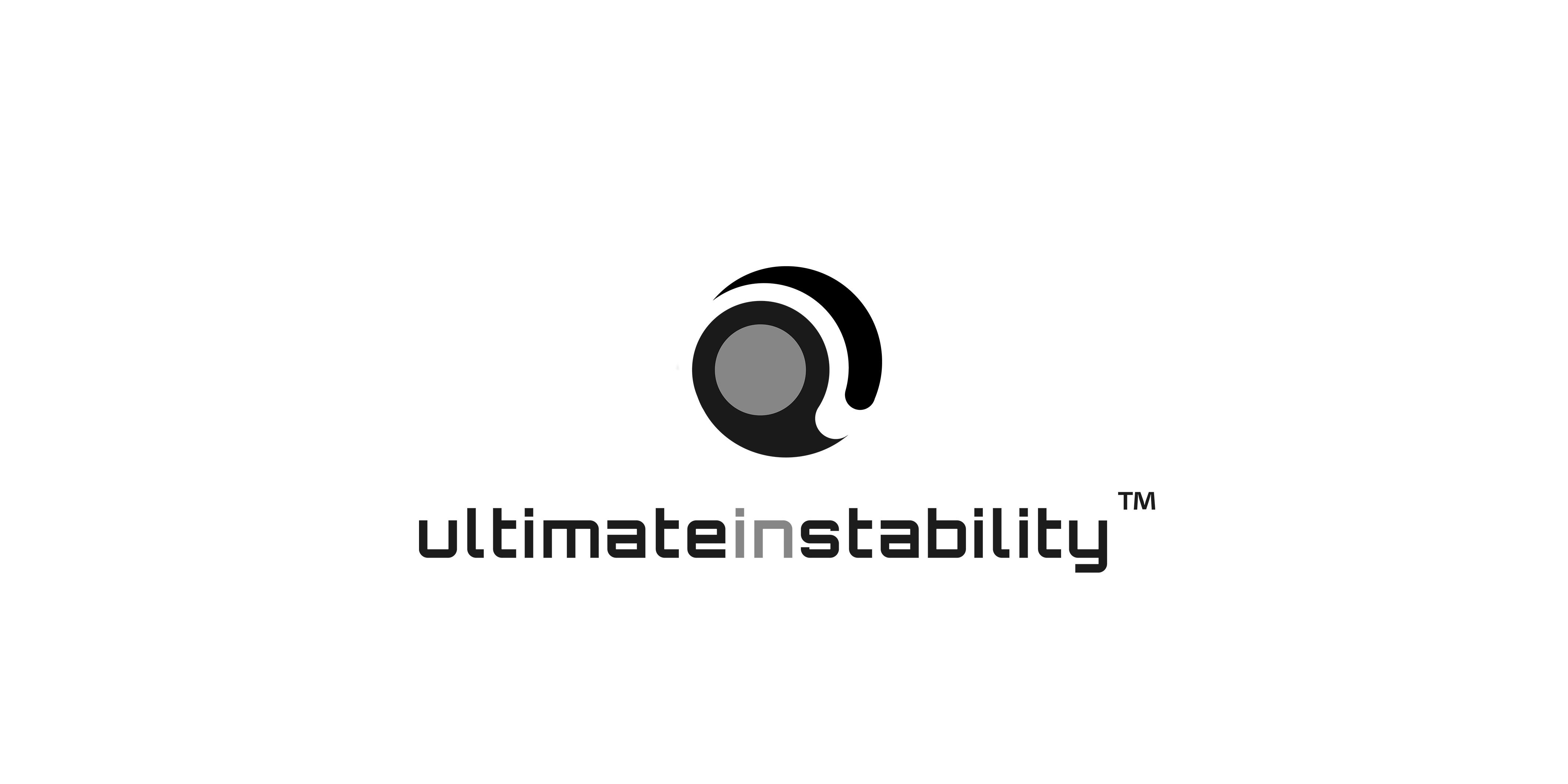 Ultimate Instability logo Fitfair Jaarbeurs