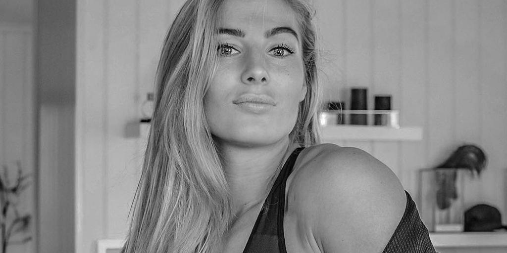 Nathalie Hendrikse Fitfair Jaarbeurs